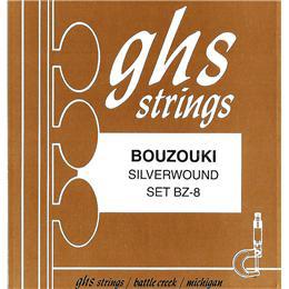 GHS BZ-8 BOUZOUKI LOOP, SLVRWND