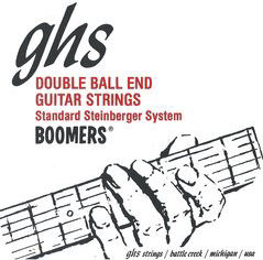 GHS DB-GBXL Double Ball End Boomers