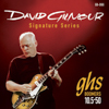 GB-DGG DAVID GILMOUR, LES PAUL .0105-.050