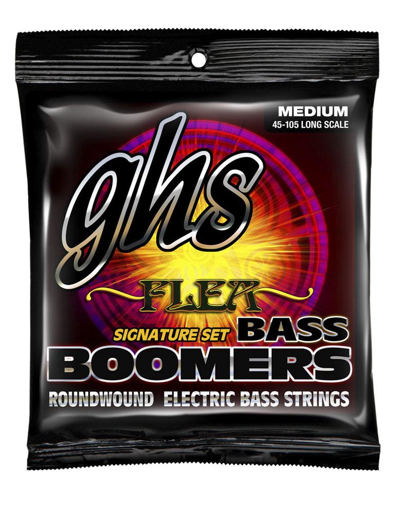 GHS M3045F Flea Signature Bass Boomers