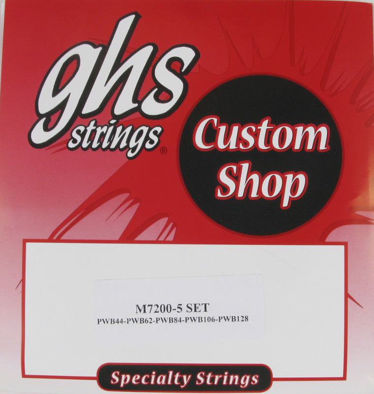 GHS M7200-5 PRESSUREWOUND