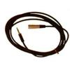 GHS SHMC-15BK15' HI-Z MIC CABLE