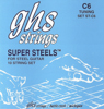GHS ST-C6 PEDAL STEEL
