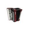 Hohner Bravo III 120 w/gigbag - Red