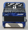 Hohner Nova II 48 C-stepped - Dark Blue