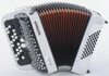 Hohner Nova II 48 C-stepped - White