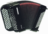 Hohner Nova II 60 A C-stepped - Black