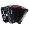 Hohner Nova II 72 C-stepped - Black