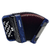 Hohner Nova II 72 C-stepped - Dark Blue