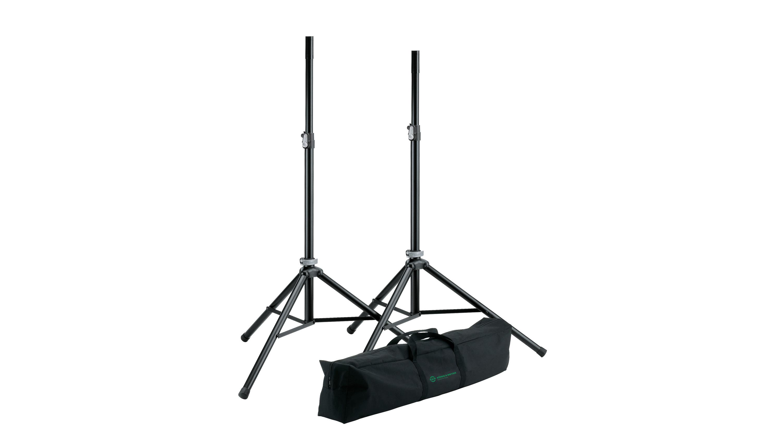König & Meyer 21449 Speaker stand package
