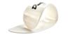White Small 9001R Thumb Pick