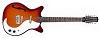 12-string Guitar F-hole Cherry Sunburst