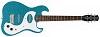 63 Guitar Turquoise Metal Flake