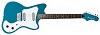 67 Guitar Aqua