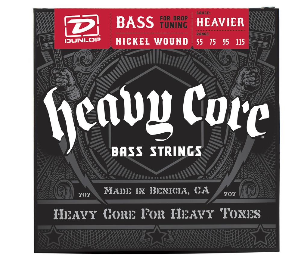 Dunlop Heavy Core DHBCN55115