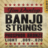 DJP0920 Banjo Strings .009-.020, 5 Strings/Set