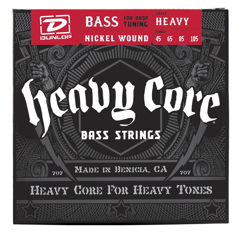 Dunlop Heavy Core DHBCN45105