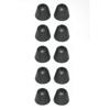Sennheiser Ear pads black silicone, 5 pairs