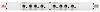 dbx 223s Stereo 2-Way/Mono 3-Way Crossover