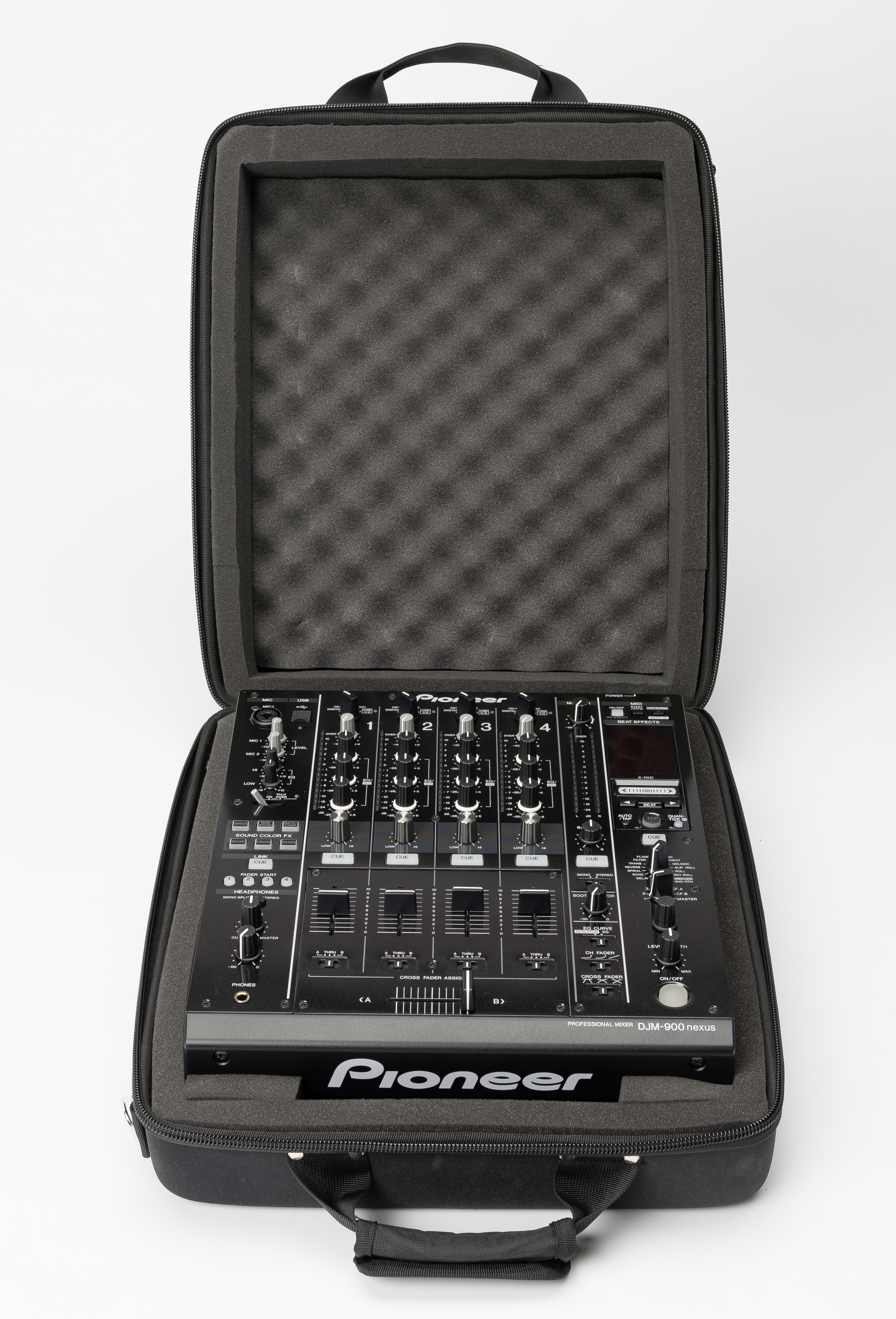 CTRL Case CDJ/Mixer