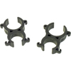 Pair Of 19/19Rd - 25Rd/25Rd Stereo Clips