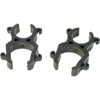 Pair Of 19/19Rd-25Sq/25Sq Stereo Clips