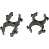 Pair Of 25Rd/25Rd - 25Sq/25Sq Stereo Clips