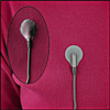 Rycote Black Undercovers - pack of 30 uses