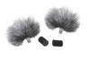 Grey Lavalier Windjammer - pair