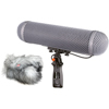 Rycote Windshield 4 Kit (Black Windjammer)