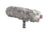 Rycote Modular Windshield 6 Kit - With  Black Windjammer