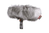 Rycote Modular Windshield 295 Kit With Black Windjammer