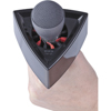 Rycote Triangular Black Mic Flag