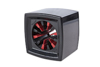 Rycote 20 x Single Square Black Mic Flag