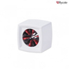 Rycote 20 x Single Square White Mic Flag