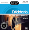D'Addario EXP11NY