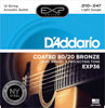 D'Addario EXP36NY