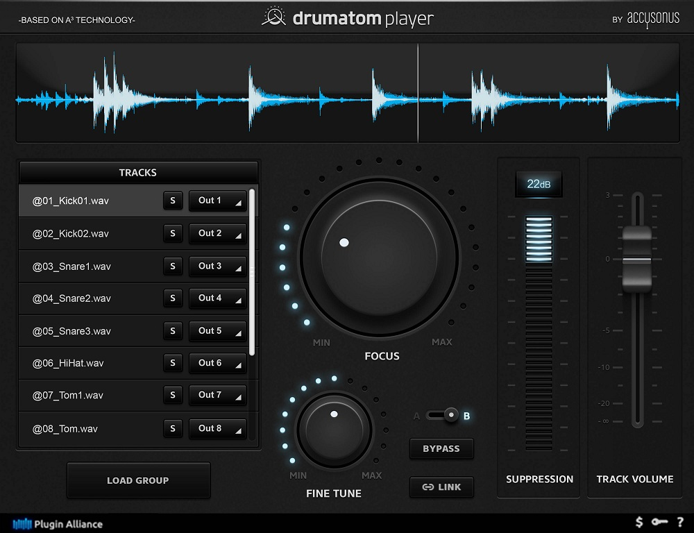 Accusonus Drumatom 2 (Download)
