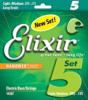 Elixir BLS5 045-135 Nickel Plated Steel