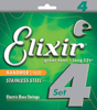 Elixir NWBSL 045-100 Stainless Steel