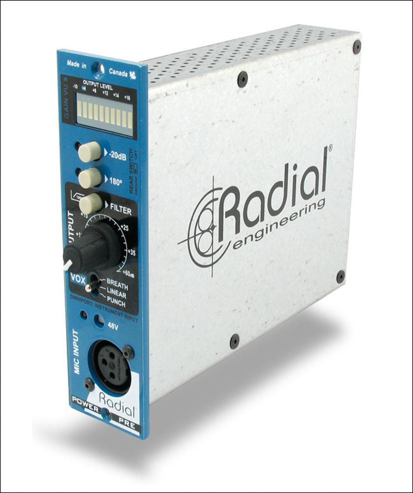 Radial POWERPRE500