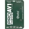 PROAV1 Mono Passive Multimedia Direct Box