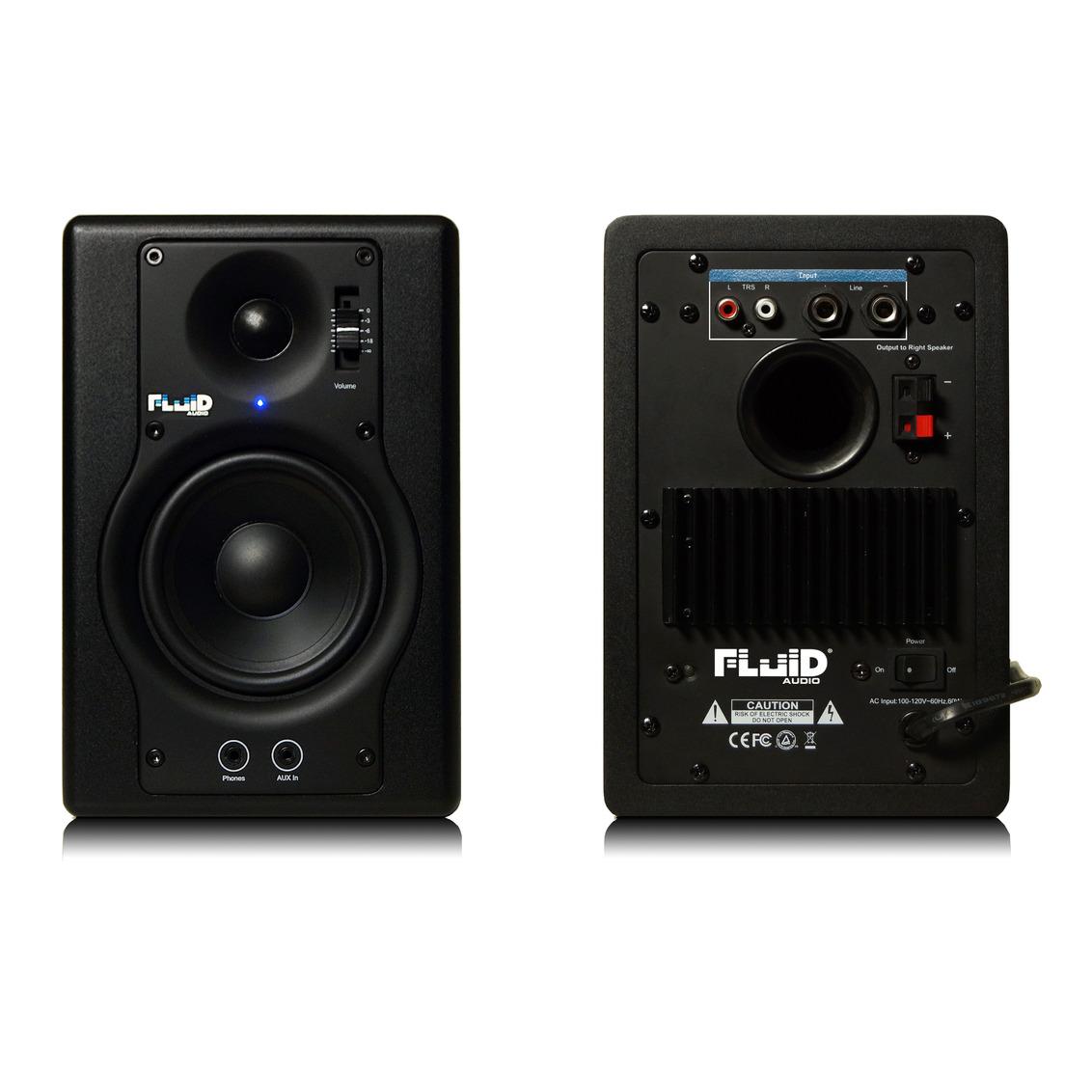 Fluid Audio F4 [PAIR]