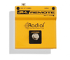 JR1-L latching momentary footswitch