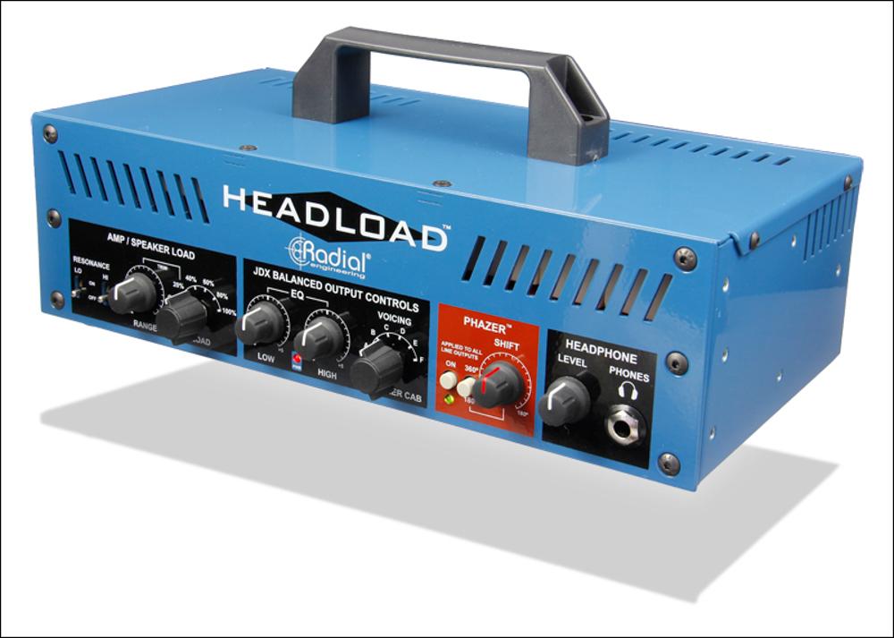Radial HEADLOAD V4 - 4 Ohm Version