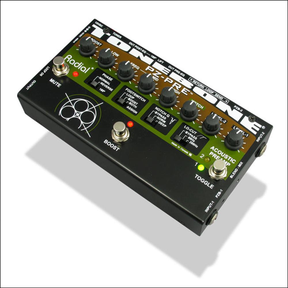 Radial Tonebone PZ-PRE