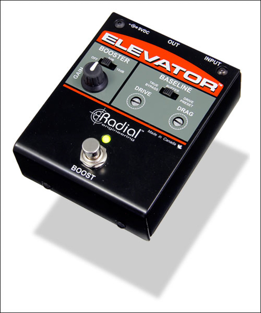 Radial Tonebone ELEVATOR