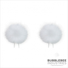 Bubblebee BBI-L02 WHITE 2-PACK 5-8 mm