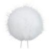 BBI-L04 WHITE SINGLE 8-13 mm