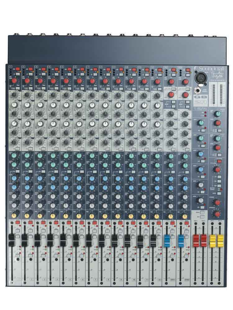 Soundcraft GB2-32